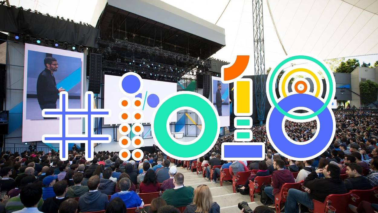 Sigue el streaming en vivo de Google I/O 2018