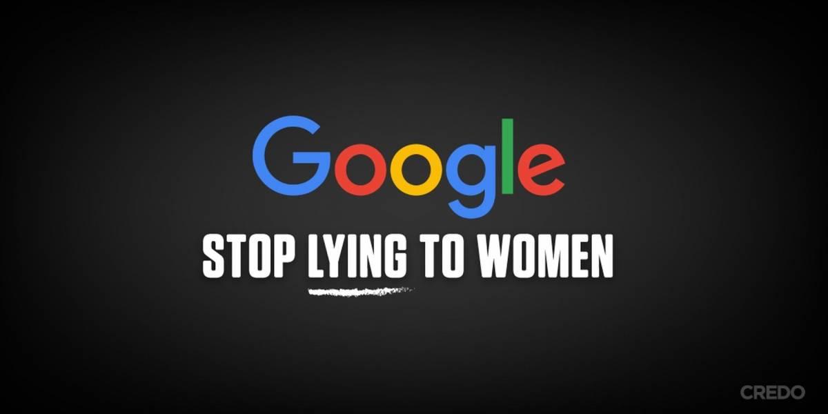 Activistas protestan en Google I/O por clínicas de aborto falsas en resultados de Maps