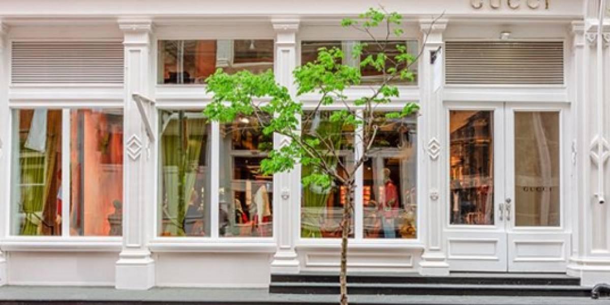 Nova loja da Gucci em NY oferece produtos personalizados