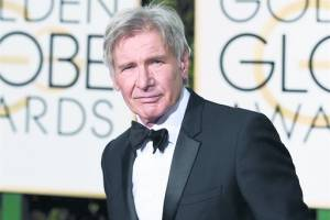 8. Harrison Ford: