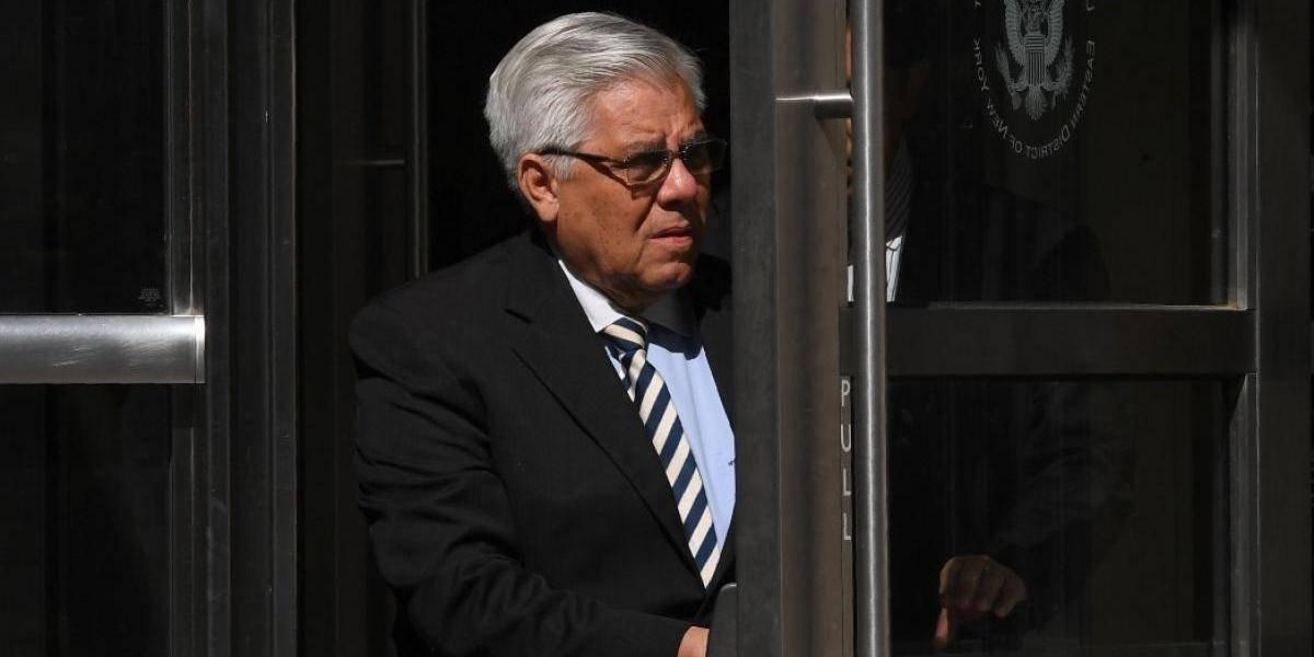 La FIFA inhabilita de por vida al guatemalteco Héctor Trujillo por corrupción
