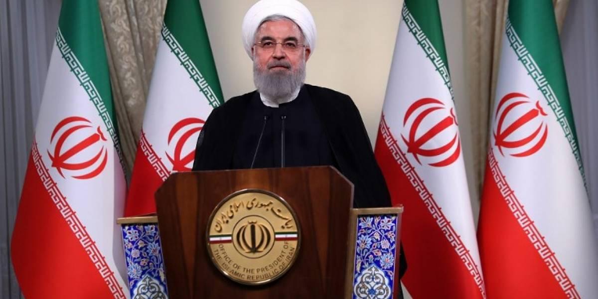 """Irán acusa aEE. UU. de no respetar sus """"compromisos internacionales"""" al abandonar acuerdo nuclear"""