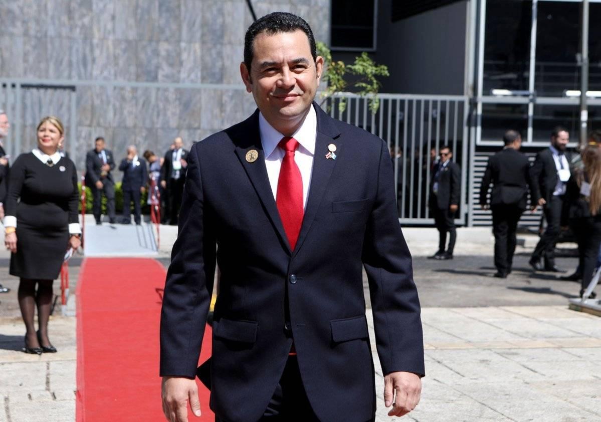 Ebrard anuncia reunión de AMLO con presidente de Guatemala