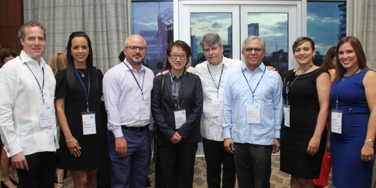 #TeVimosEn: Jiménez Cruz Peña ofrece cóctel a miembros de la red Global Multilaw