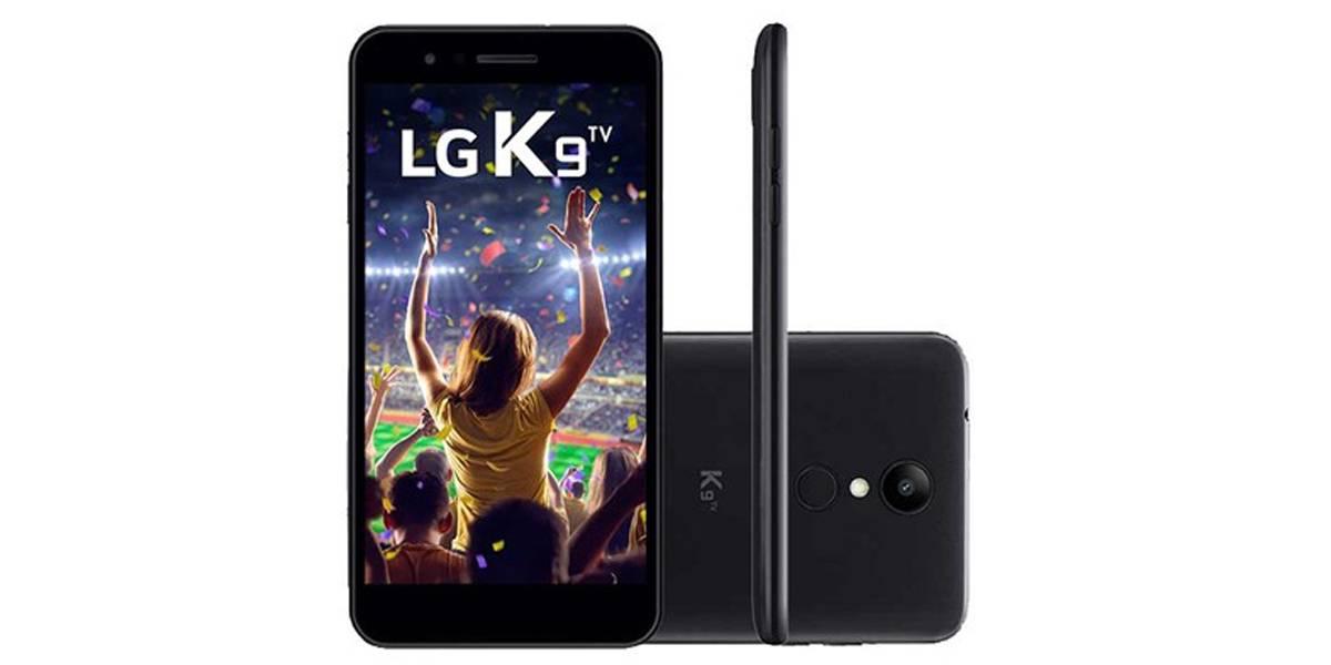 LG anuncia chegada ao Brasil de seu novo smartphone com TV