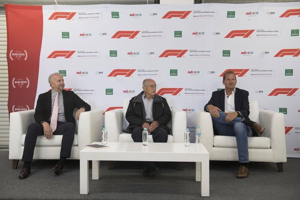 F1 GP de México