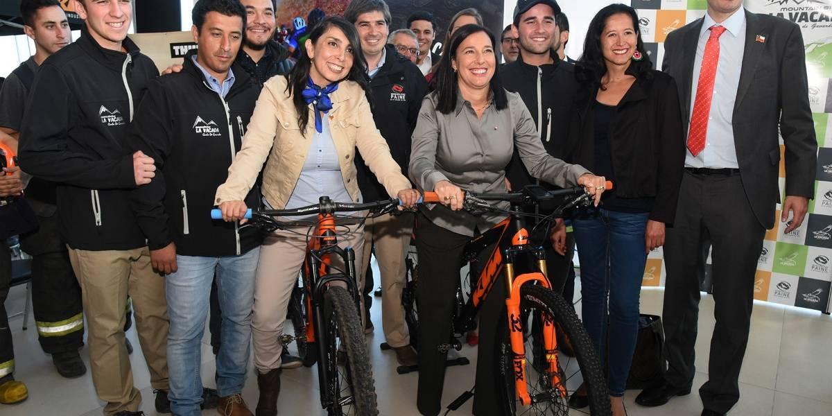 Presentan la sexta edición del Mountainbike La Vacada-Carlo de Gavardo