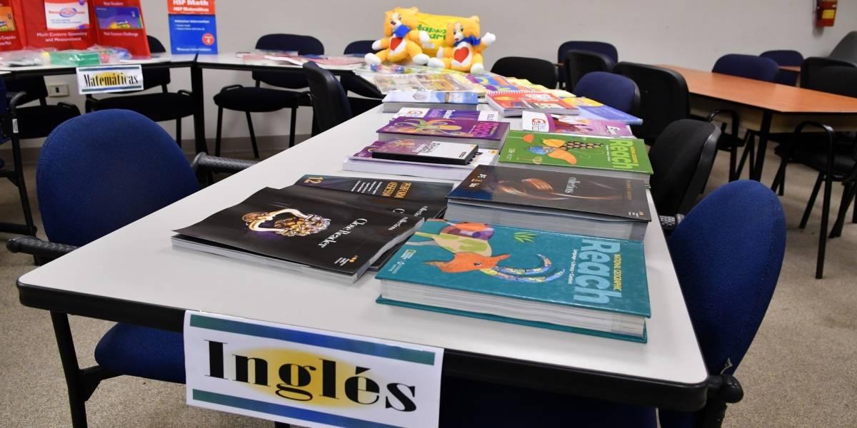 Ya suman más de un millón de libros distribuidos en las regiones educativas