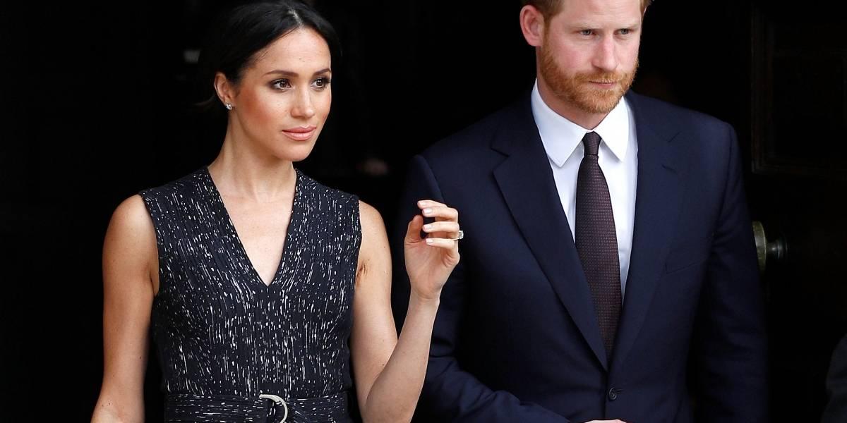 """""""Tretas"""" que já assombram Harry e Markle antes mesmo do casamento real"""