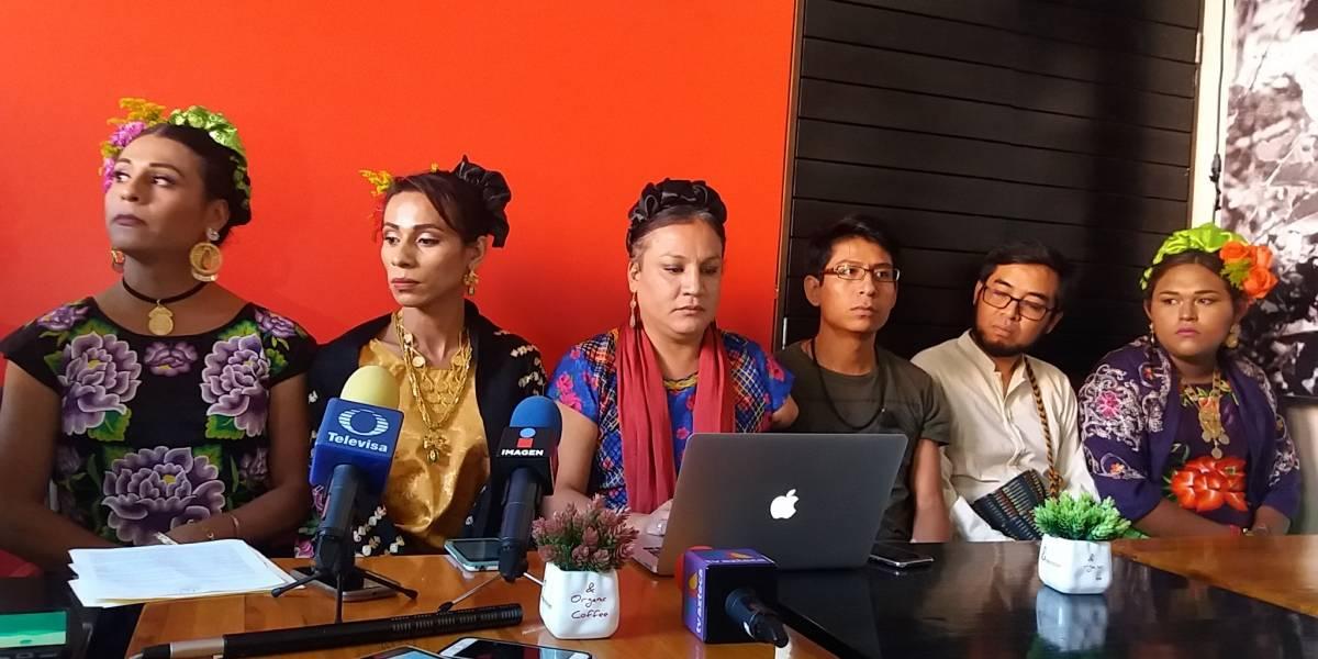 """17 candidatos se hacen pasar por """"muxhes"""" para contender en las elecciones de Oaxaca"""