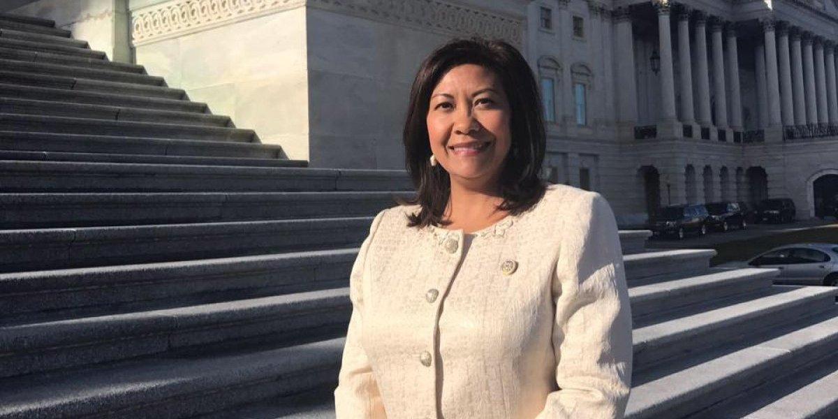 Norma Torres critica millonario cabildeo en EE.UU. que paga Guatemala