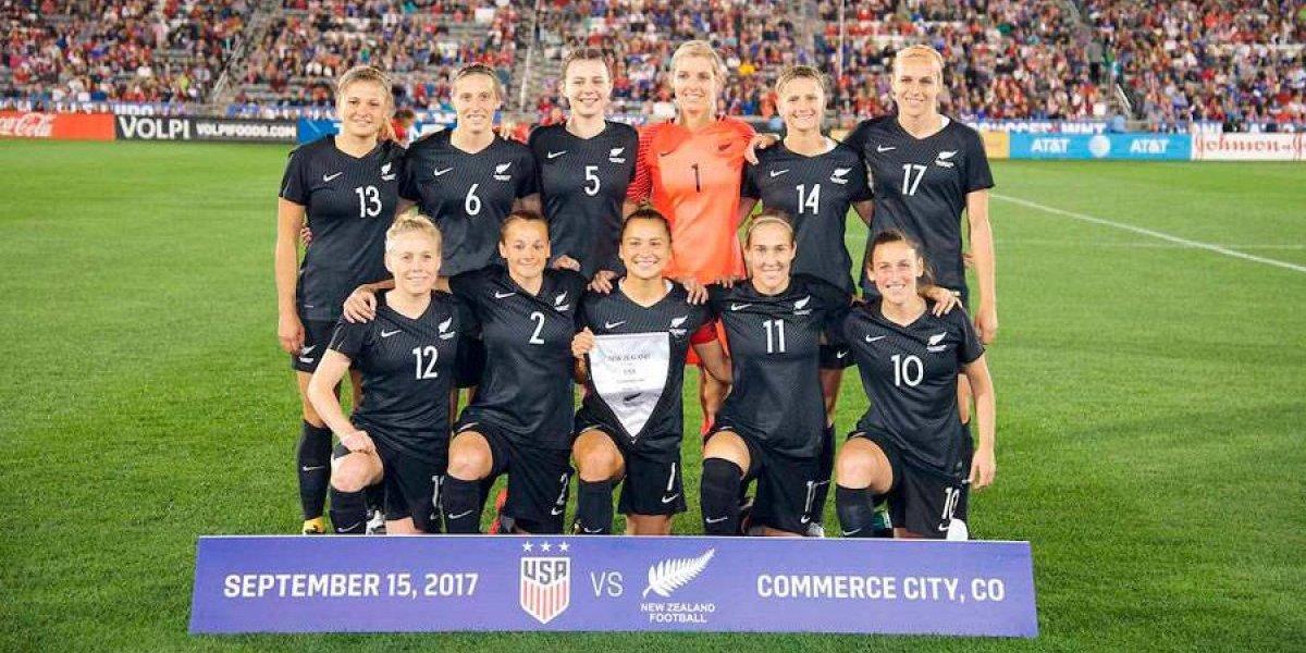 Nueva Zelanda da el ejemplo: Logran acuerdo de igualdad salarial entre la selección masculina y femenina