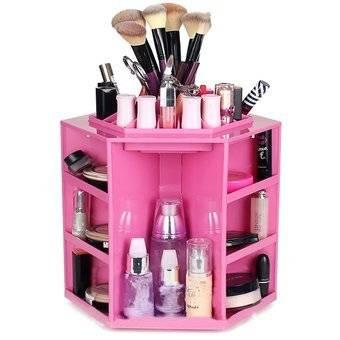 Organizador cosméticos