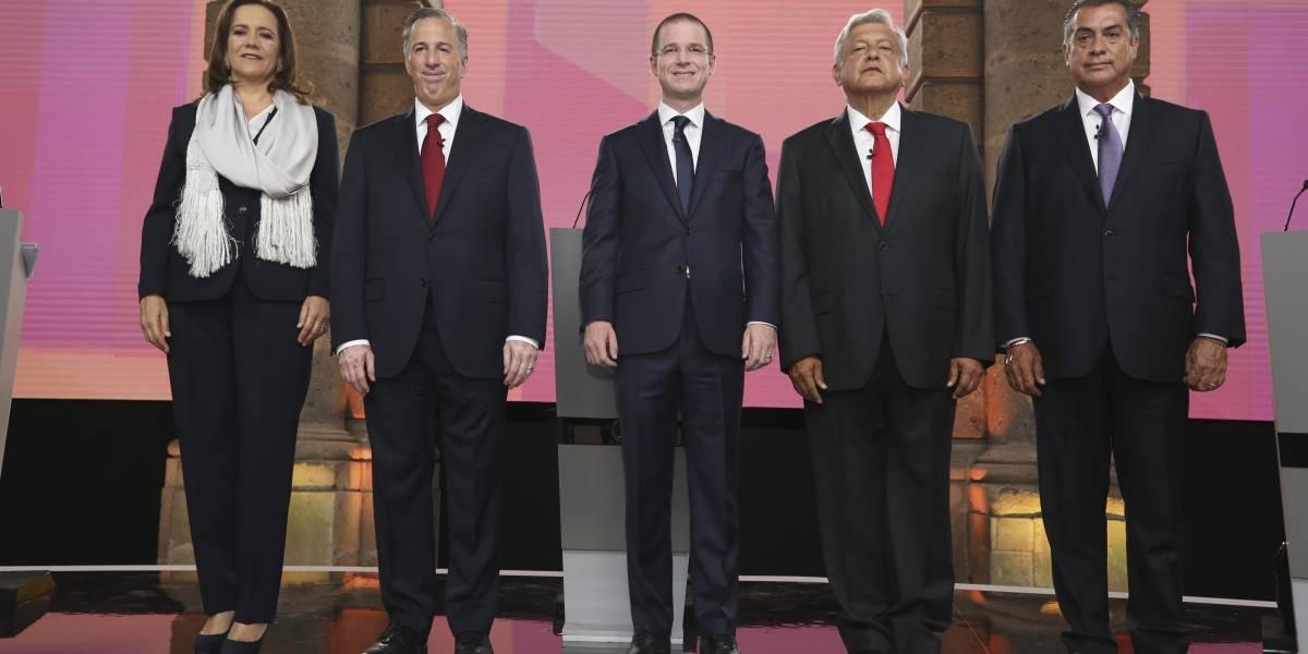 El primer debate presidencial costó 12.7 mdp