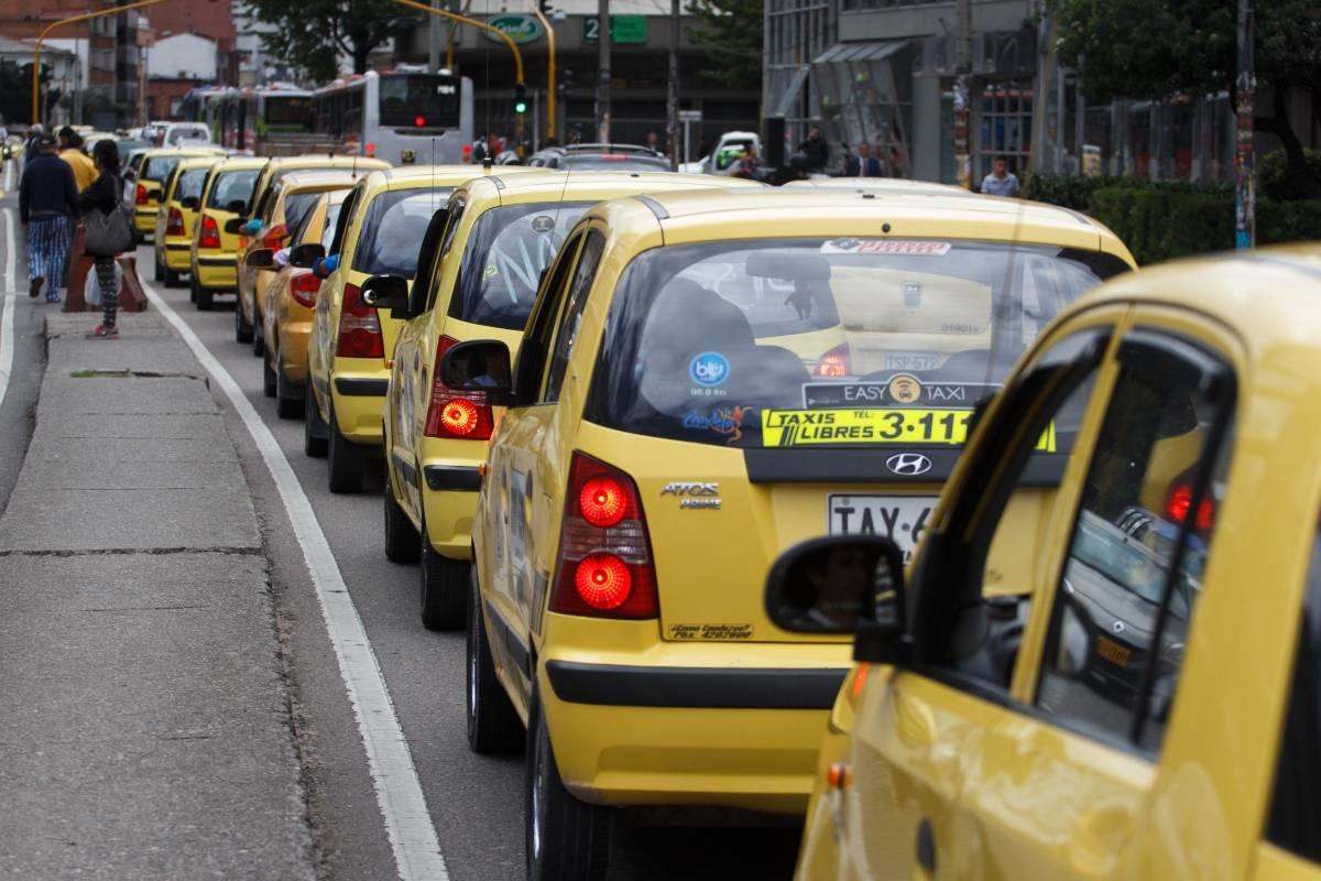 Resultado de imagen para taxi desde rappi