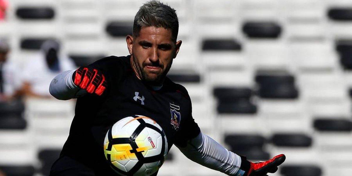 Definitivo: Agustín Orión renovó por un año más en Colo Colo y pone la tarea difícil a Brayan Cortés