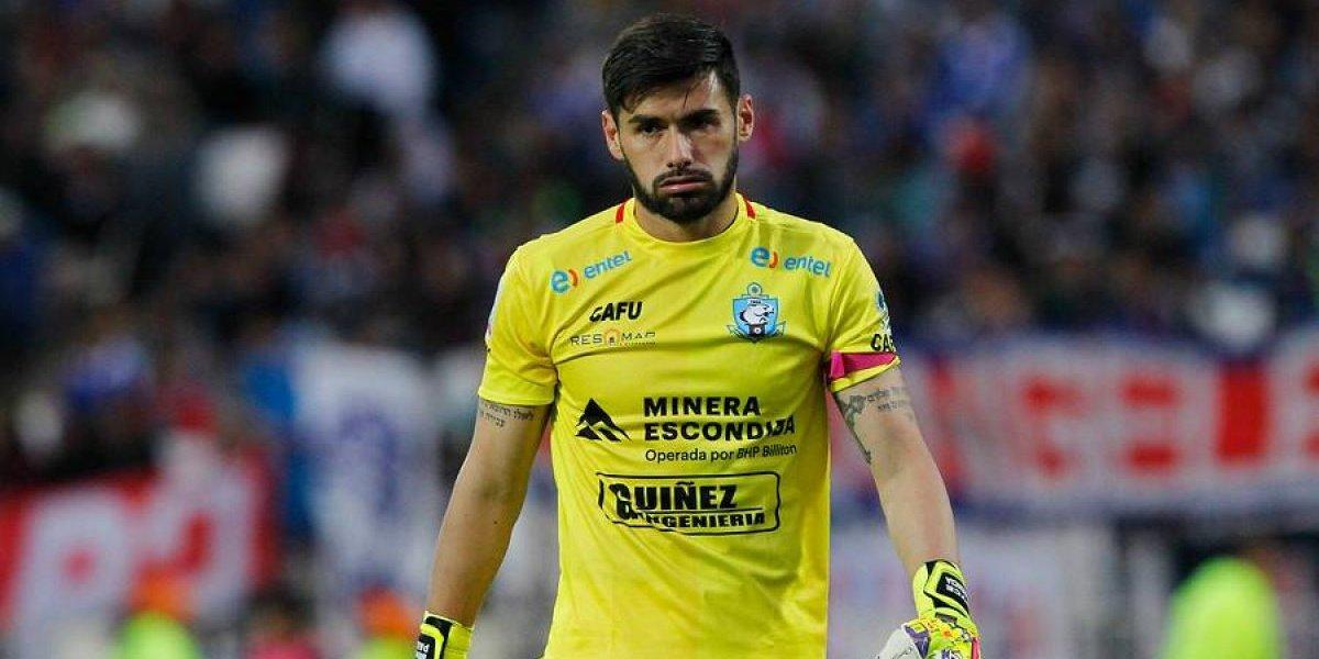 """Antofagasta se pronuncia sobre el doping de Paulo Garcés: """"El jugador se encuentra provisionalmente suspendido"""""""