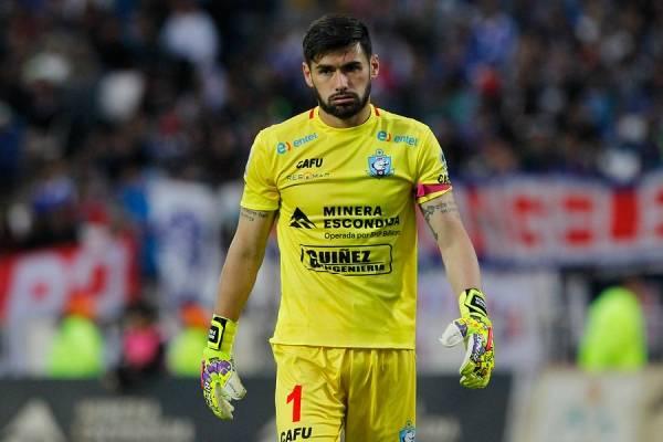 Paulo Garcés quedó provisionalmente suspendido / Foto: Photosport