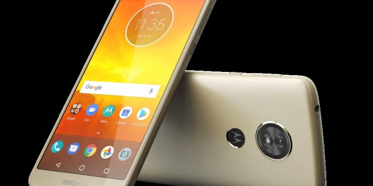 Motorola anuncia data de chegada às lojas do Moto E5