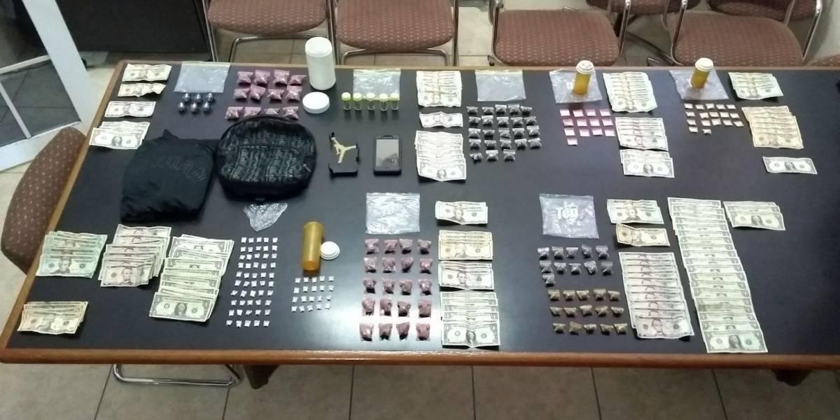 Ocupan droga a menor de edad en Arecibo