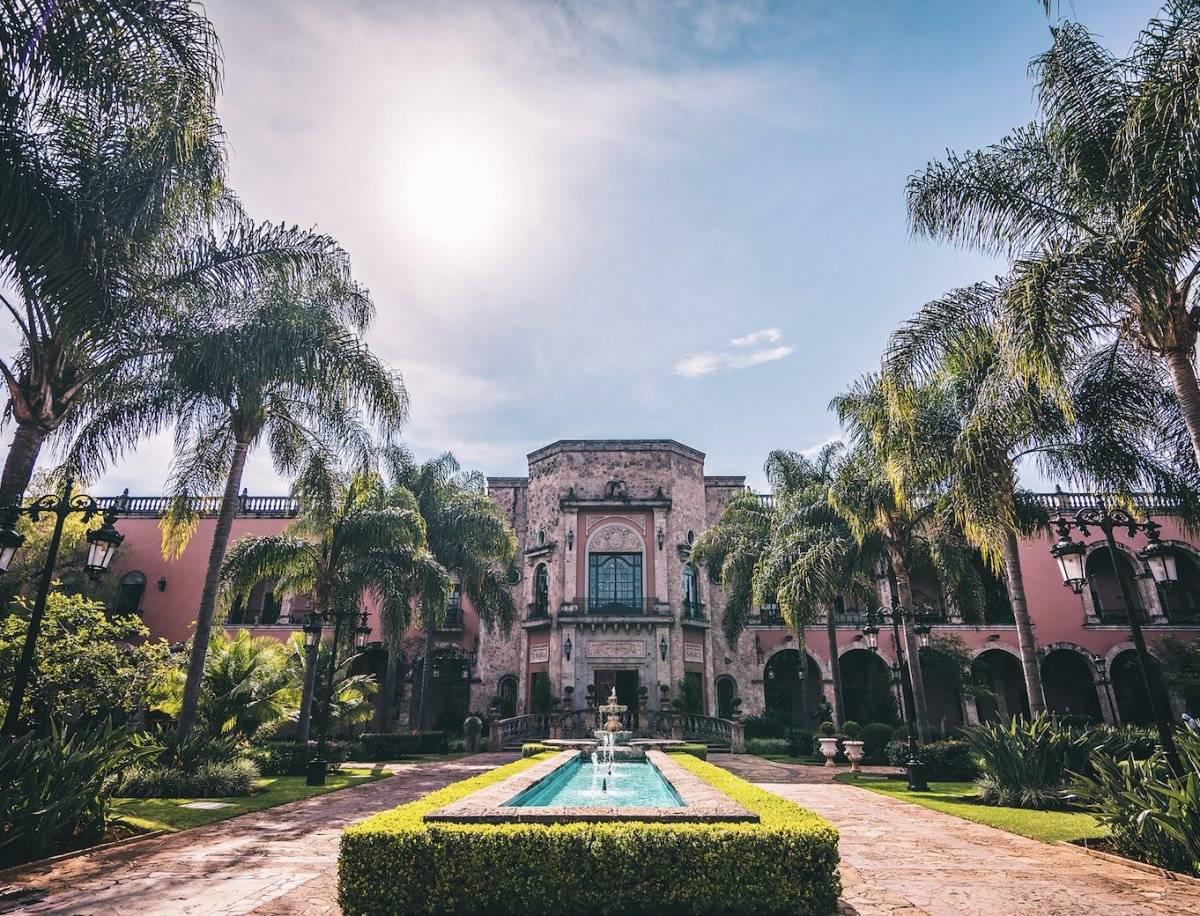 Hacienda Patrón, una prenda arquitectónica