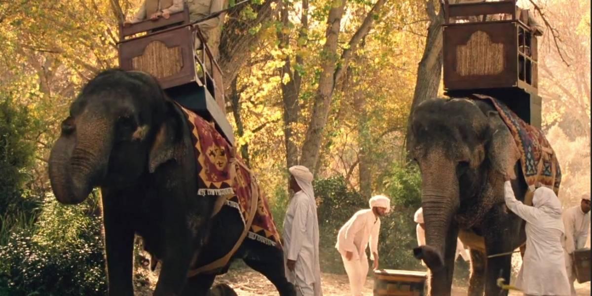 Organização Peta critica HBO pelo uso de elefantes em Westworld