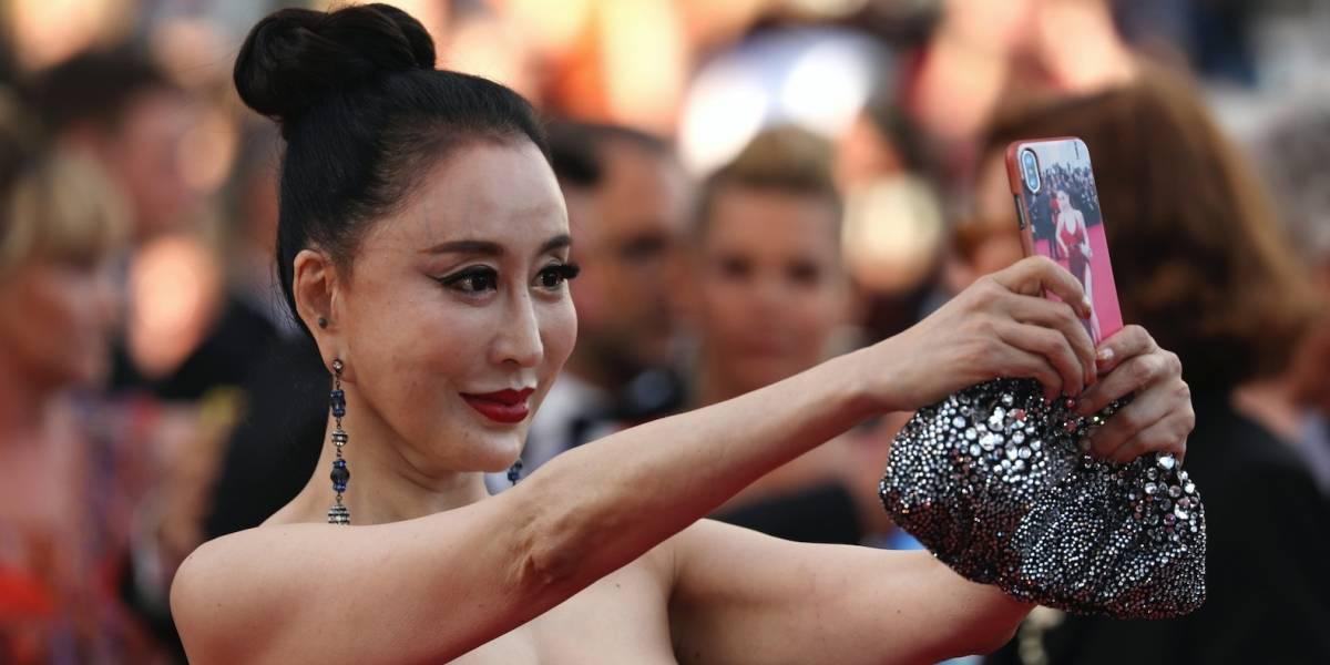 Cannes: Algunos infringen prohibición de selfies el 1er día