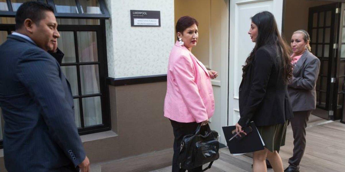Thelma Aldana, la fiscal que apresó a un presidente en Guatemala