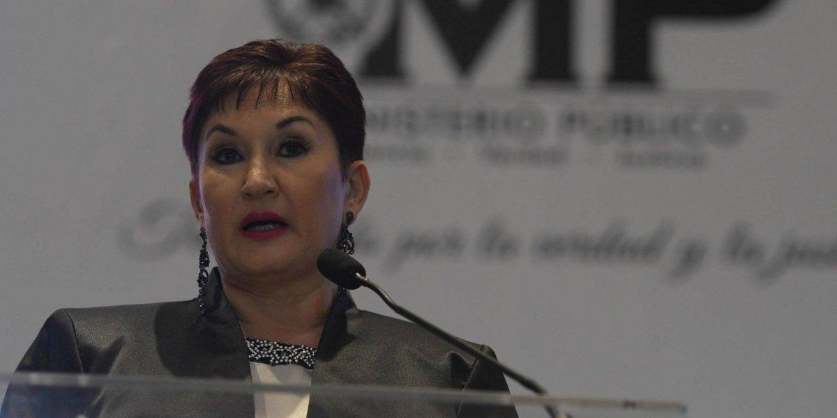 Fiscal General recuerda los primeros indicios que vinculaban a Otto Pérez en el caso La Línea