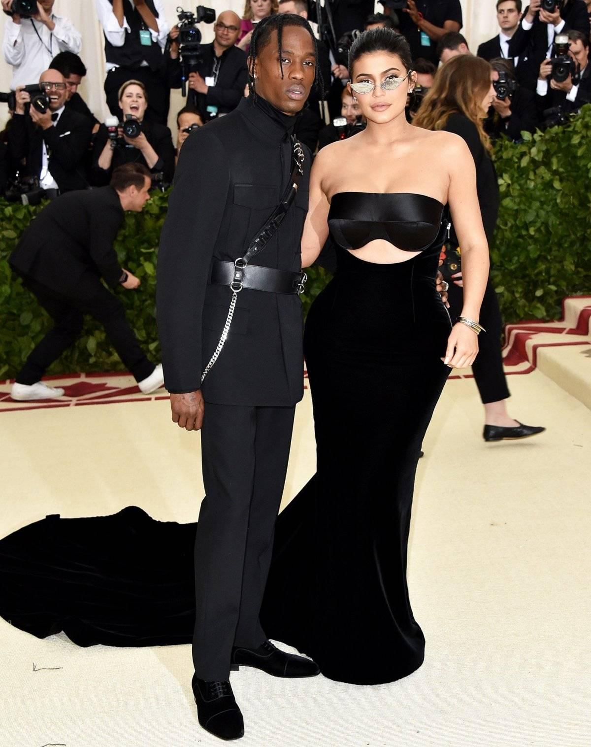 Kylie Jenner Travis Scott Met Gala 2018
