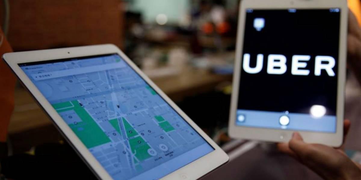 Uber presenta prototipo de taxi aéreo eléctrico