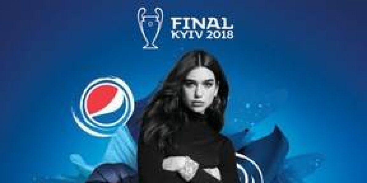 Actuará Dua Lipa en la final de la Champions League