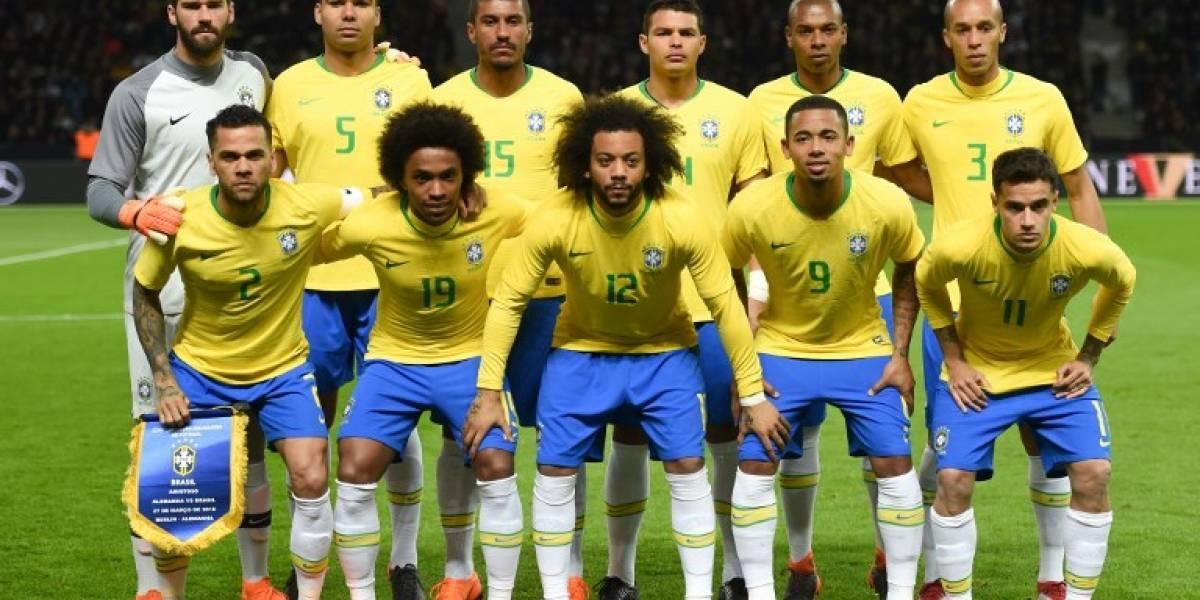 Alarma en Brasil por la lesión de una de sus estrellas a pocos días del Mundial