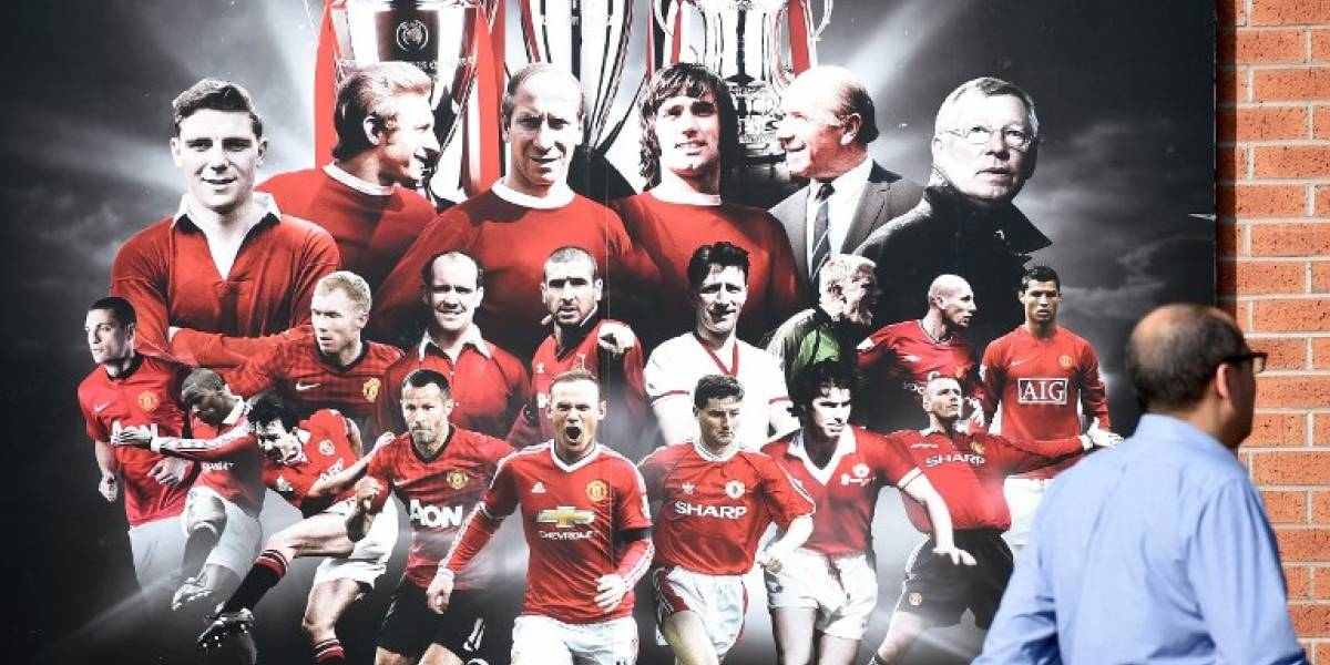 Manchester United anuncia ingresos récord de 660 millones de euros