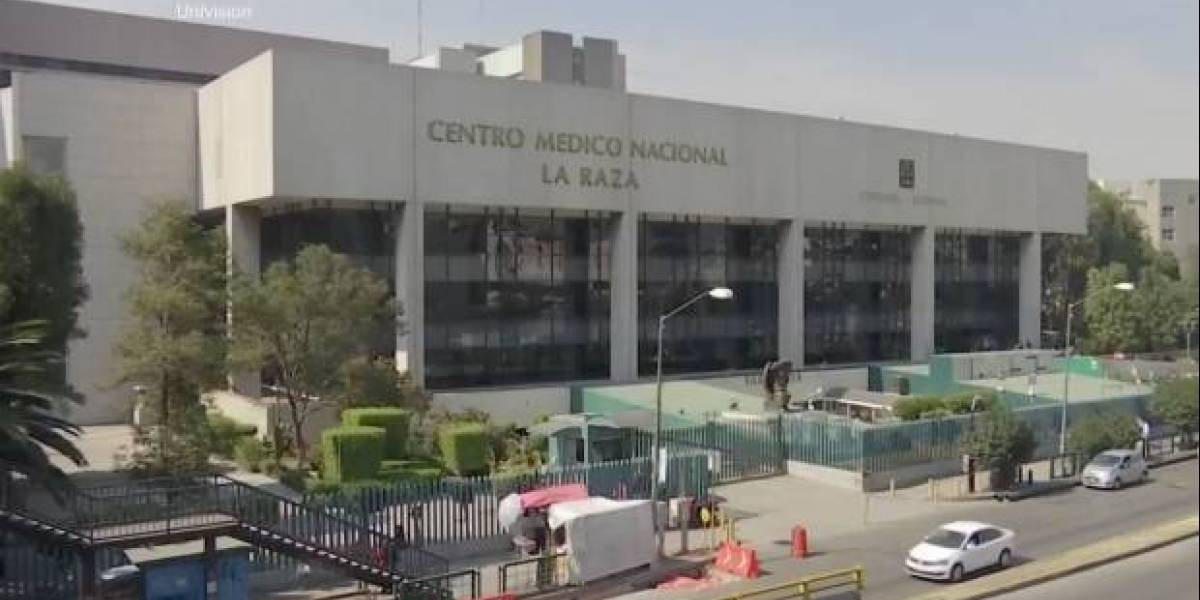 Cesan a 4 funcionarios del IMSS por muerte de la bebé Mildred