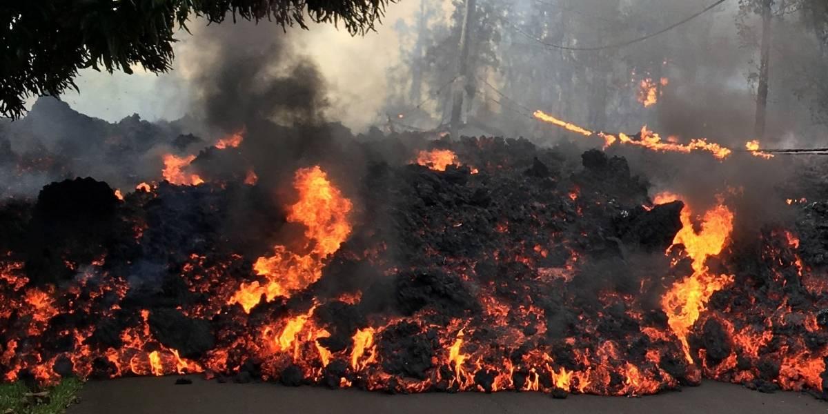 Por que é tão complicado conter a lava de um vulcão como o Kilauea, no Havaí?