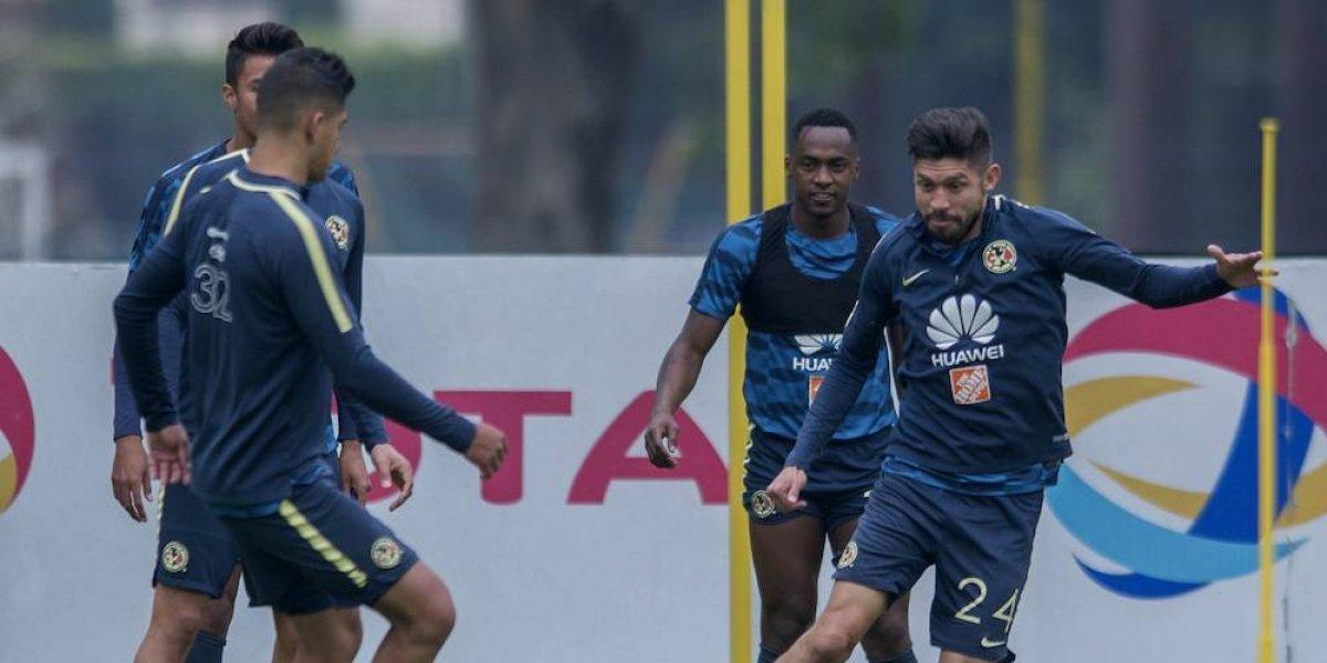 Santos golea a América en primera semifinal