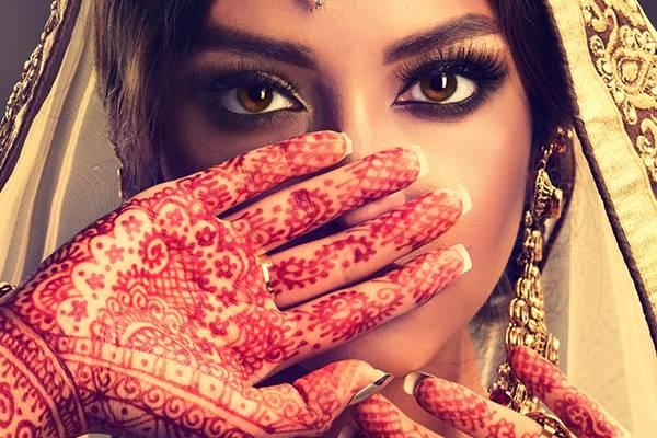 El Significado Del Mehndi El Tatuaje Que Se Hacen Las