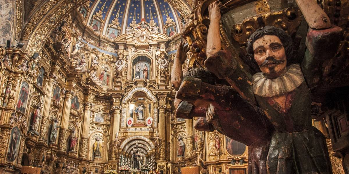 Quito lidera el ranking de los 10 principales destinos de lujo