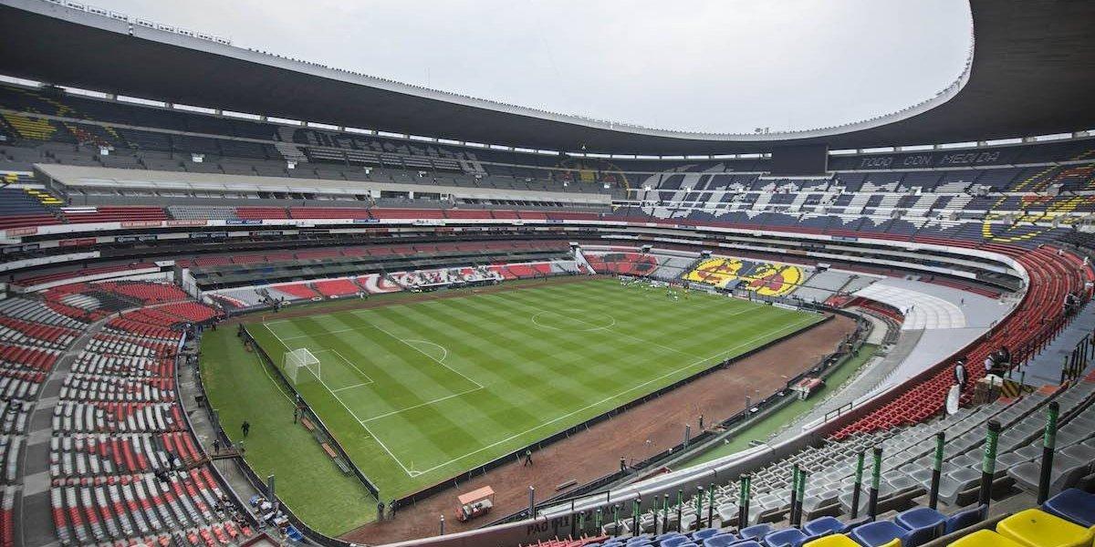 El césped, el primer gran cambio que hará Cruz Azul en el Estadio Azteca