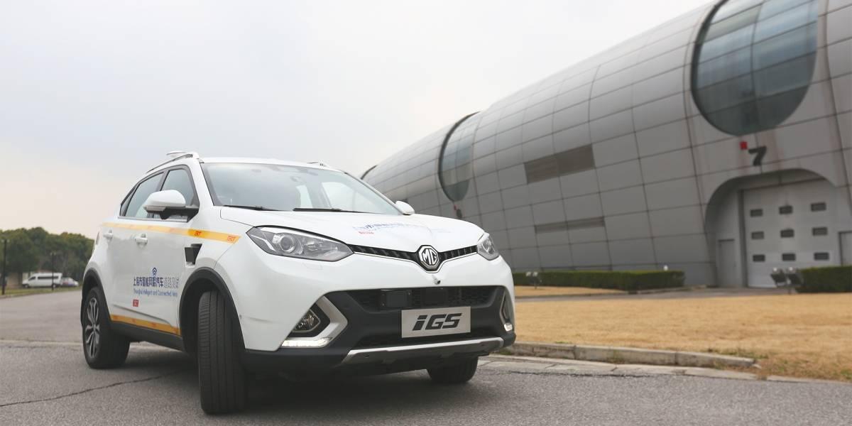 SAIC Motor acerca la conducción autónoma a las calles