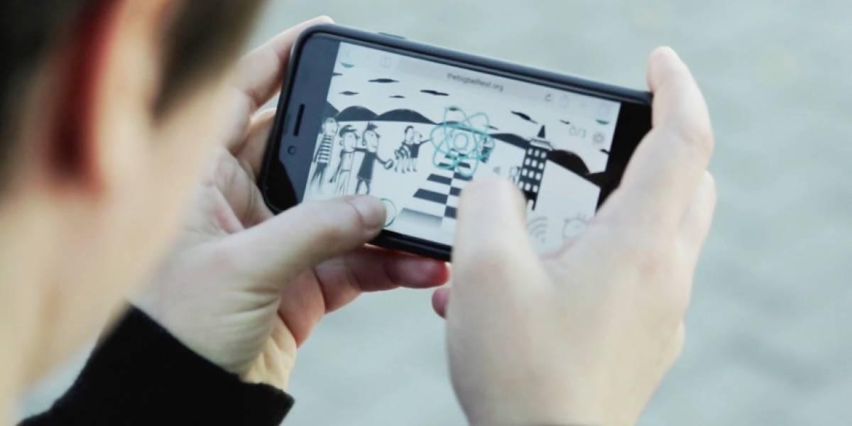 Científicos chilenos refutan una de las teorías de Einstein utilizando un juego en línea