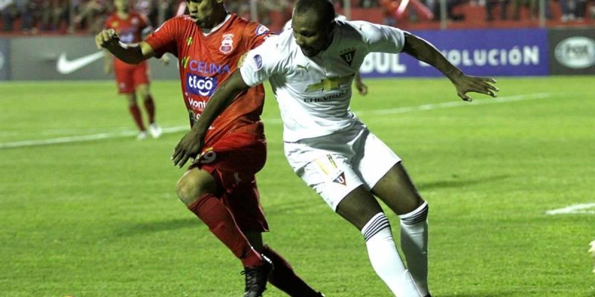 Liga de Quito tendrá nueva camiseta para jugar de visitante en Copa Sudamericana