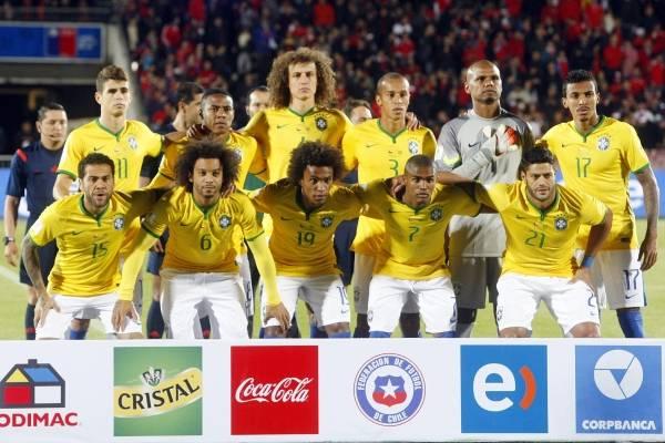 Lista de Brasil para el Mundial de Rusia 2018