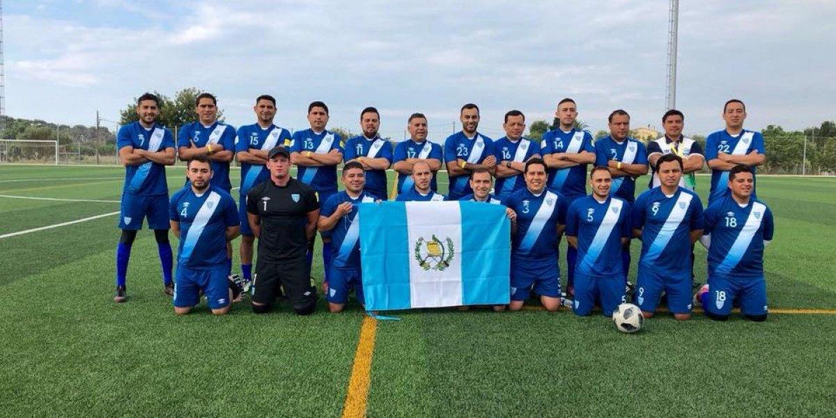 VIDEO. Seleccionados de Guatemala eliminan a Bélgica en Copa Mundial de Abogados
