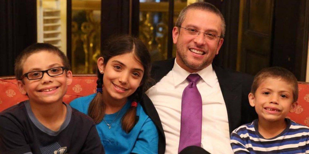Con este emotivo mensaje, García Padilla celebra los 16 años de su hija