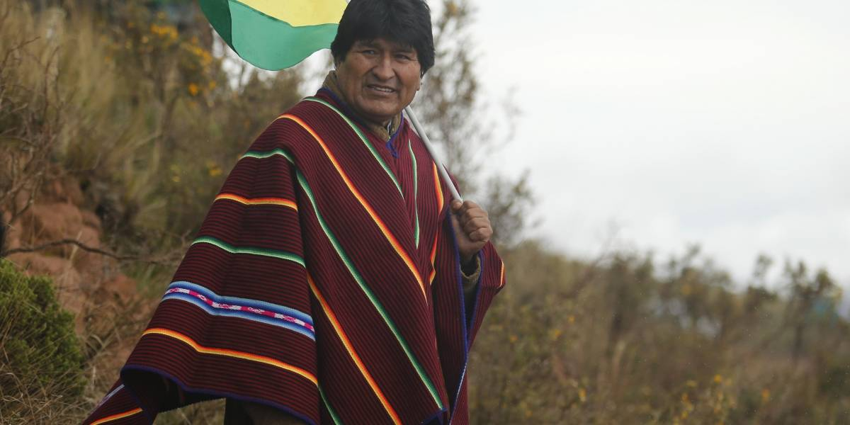 """Hackearon el twitter del Senado boliviano y """"mataron""""  a Evo Morales"""