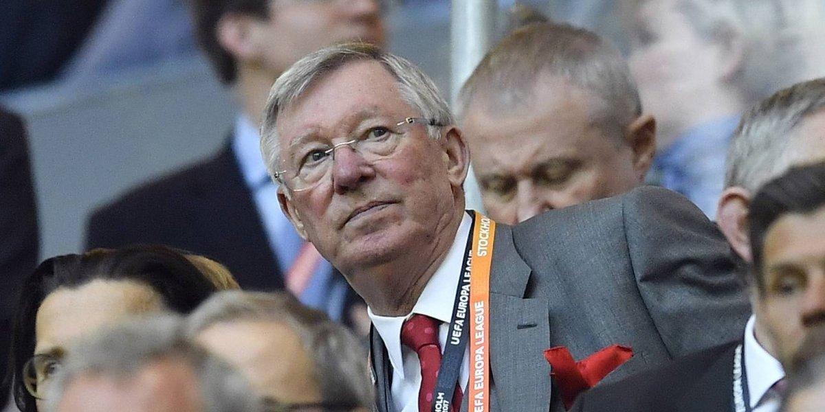 Ama el fútbol: la frase con la que sorprendió Alex Ferguson tras despertar del coma