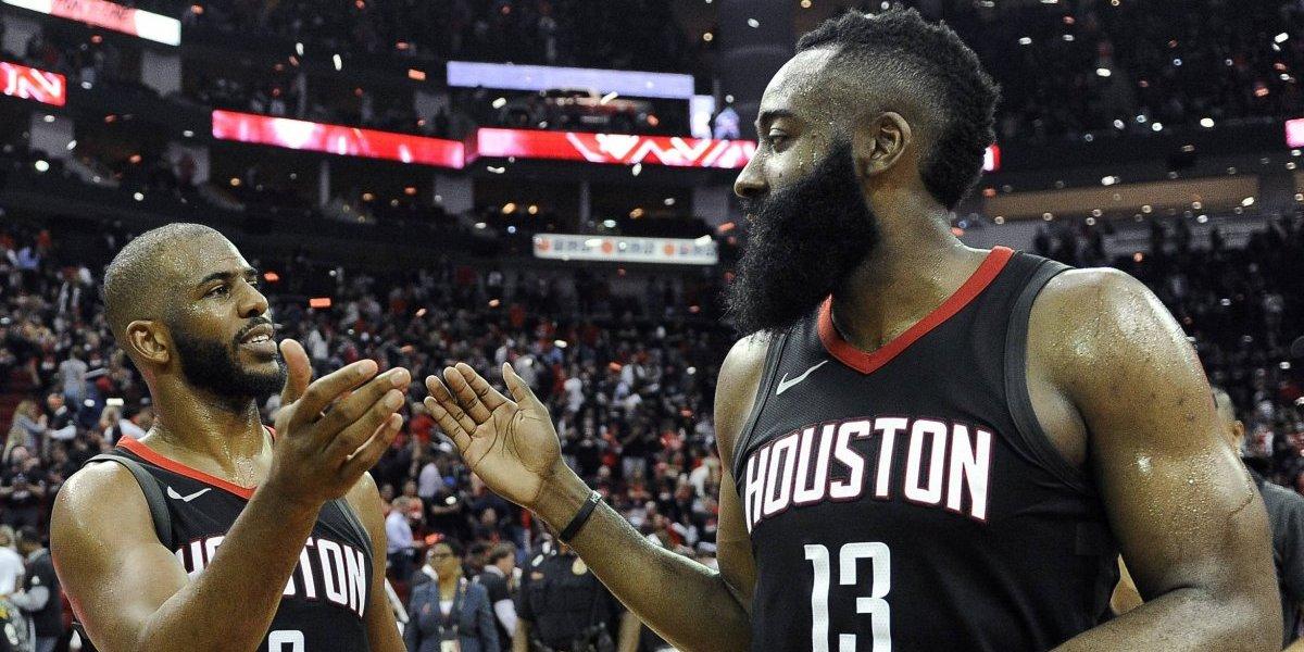 Houston y Golden State cumplen sus trámites y pasan a la final del Oeste en la NBA