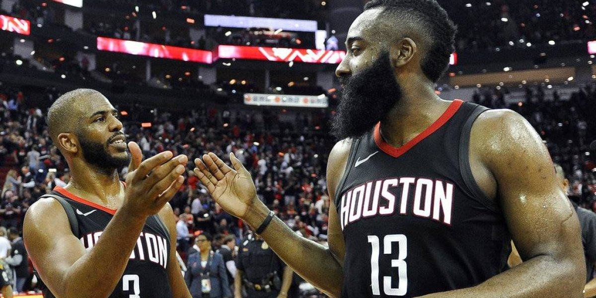 Rockets eliminan al Jazz de Utah